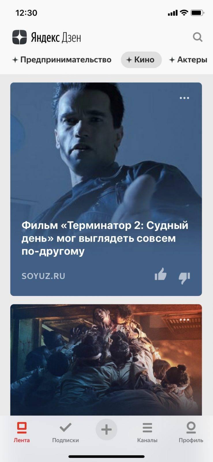 ЯндексДзен для предпринимателей. За и против