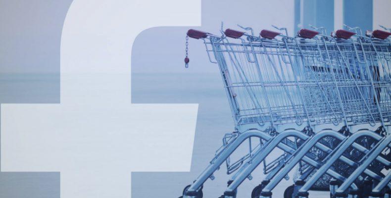 Плати за товары, не выходя из Facebook