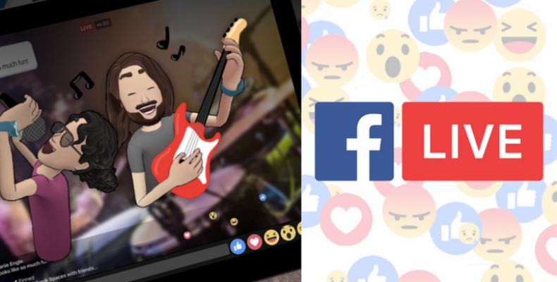 Просмотр прямых эфиров из виртуальной реальности теперь доступен и в Facebook