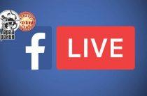 Прямым эфирам на Facebook 2 года