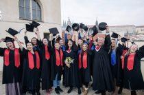 Впечатления о торжественном вручении дипломов выпускникам курса Лары и Пронина