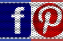 Facebook напал на Pinterest