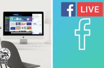 В прямом эфире Facebook теперь можно делиться экраном
